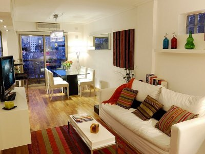 Code 458 1 Bedroom Apartment In Buenos Aires Recoleta Azcuenaga Bet Vicente Lopez Guido