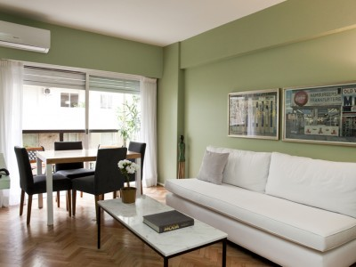 Two Bedroom Apartment In Buenos Aires Vacation Rentals By Day, Week And  Month